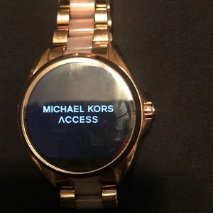Michael kors smartwatch Bradshaw access!